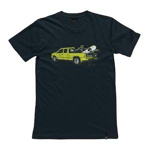 3CS Goods Crew T-Shirt - Black