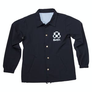 AWSM Coach Jacket - Black