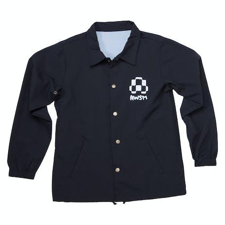 AWSM Coach Jacket - Black