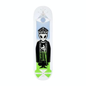 "Alien Workshop High Priest 8.0"" Skateboard Deck - Popson"