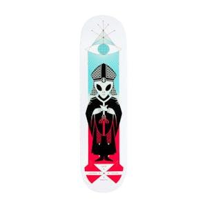 "Alien Workshop High Priest 8.5"" Skateboard Deck - Spears"