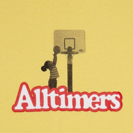 Alltimers Allstar Zone T-Shirt - Banana