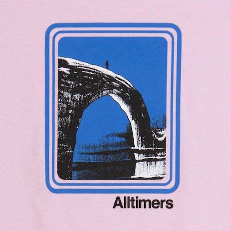 Alltimers Mellow Stroll T-Shirt - Pink