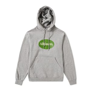 Alltimers Simple Hoodie - Heather Grey