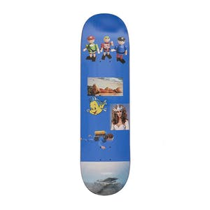 "Alltimers Underwater 8.5"" Skateboard Deck"