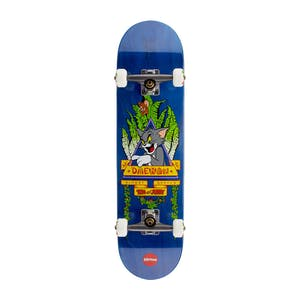 """Almost Tom Panther Premium 8.0"""" Complete Skateboard - Blue"""