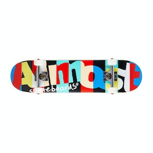 "Almost Rugby Resin 7.375"" Complete Skateboard"