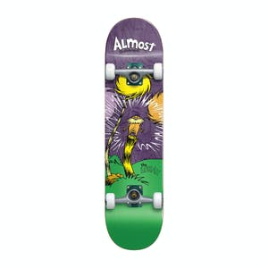 "Almost x Dr. Seuss Lorax Premium 8.0"" Complete Skateboard - Purple"
