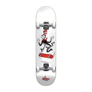 """Almost x Dr. Seuss Cat Tre Premium 7.375"""" Complete Skateboard"""