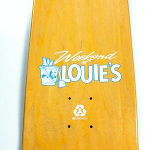 "Enjoi Weekend At Louie's 8.5"" Skateboard Deck - Thaynan"