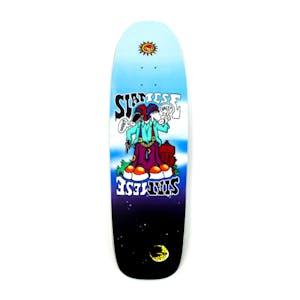 "New Deal Siamese 9.375"" Skateboard Deck - Slick"