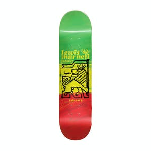 "Almost Marnell Painted Lion 8.0"" Skateboard Deck"