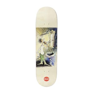 "Almost x Dr. Seuss Art Series 8.38"" Skateboard Deck - White"