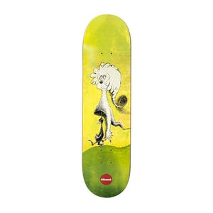 "Almost x Dr. Seuss Art Series 8.25"" Skateboard Deck - Max"