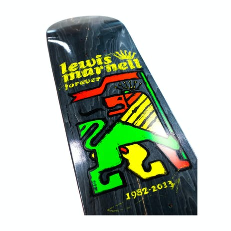 "Almost Marnell Rasta Lion 8.0"" Skateboard Deck"