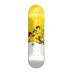 "Almost x Dr. Seuss Grinch 8.0"" Skateboard Deck - Max"
