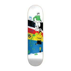 "Almost Not A Sport 8.0"" Skateboard Deck - Yuri"