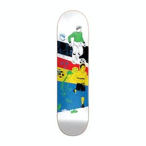 "Almost Not A Sport 8.0"" Skateboard Deck - Yuri"