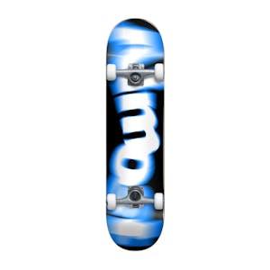 "Almost Spin Blur 7.625"" Complete Skateboard - Blue"