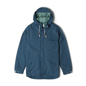 Altamont Windthrow Jacket - Pacific Blue