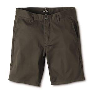 Altamont Davis Slim Short — Carbon