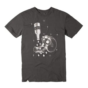 Altamont Skull Juice T-Shirt — Ash