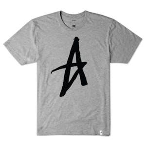 Altamont Decade Icon T-Shirt - Grey Heather