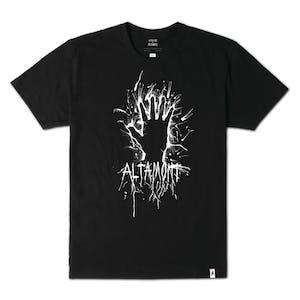 Altamont Neen Hand T-Shirt - Black