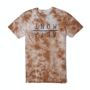 Altamont High Dosage Solo Tie-Dye T-Shirt — Burnt Orange