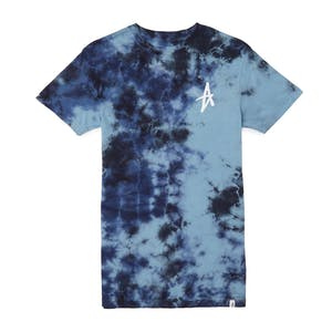Altamont Electric Clouds Decade T-Shirt - Blue/Black