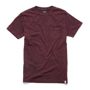 Altamont Laundry Day T-Shirt - Oxblood