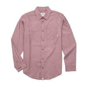 Altamont Alass 2 Long Sleeve Woven Shirt - Oxblood