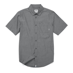 Altamont Alass 2 Short Sleeve Woven Shirt - Black