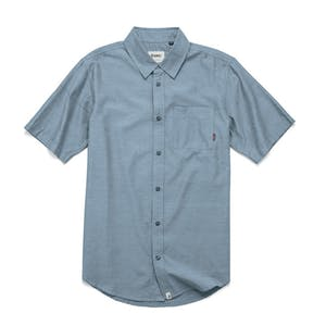 Altamont Alass 2 Short Sleeve Woven Shirt - Blue