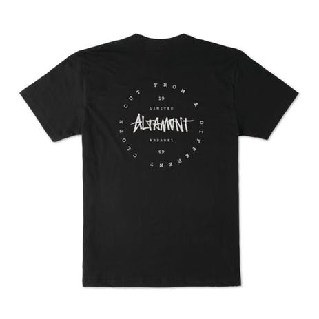 Altamont Cleaned Up T-Shirt - Black