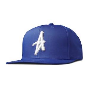 Altamont Decades Snapback Hat - Royal