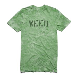 Altamont Dispensary Wash T-Shirt - Green