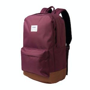 Altamont Rounder Backpack - Oxblood