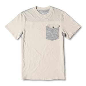 Altamont Royan Crew T-Shirt - Charcoal/Heather
