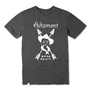 Altamont Whoa Nelly T-Shirt - Ash