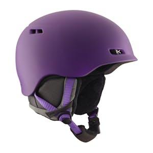 anon. Griffon Women's Snowboard Helmet - Imperial Purple