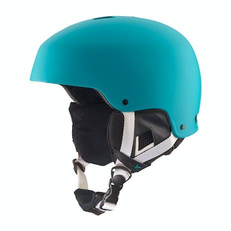 anon. Lynx Women's Snowboard Helmet - Mowgli Teal