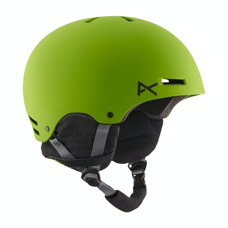 Anon Raider Snowboard Helmet - Dosed Green