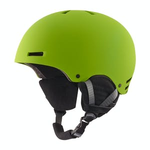 anon. Raider Snowboard Helmet - Dosed Green