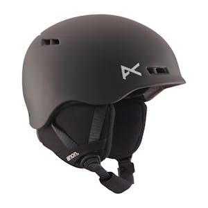 anon. Burner Youth Snowboard Helmet 2018 - Black