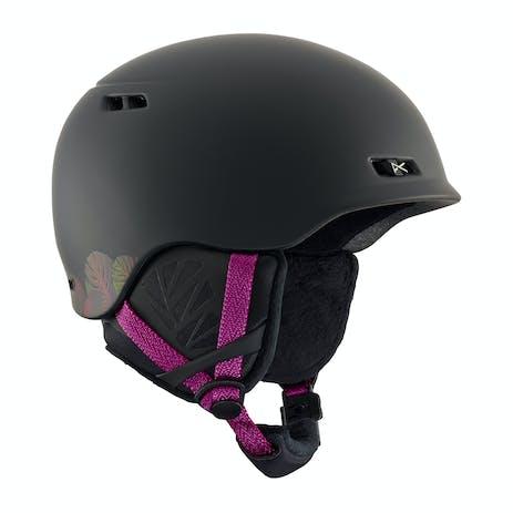 Anon Griffon Women's Snowboard Helmet 2020 - Black