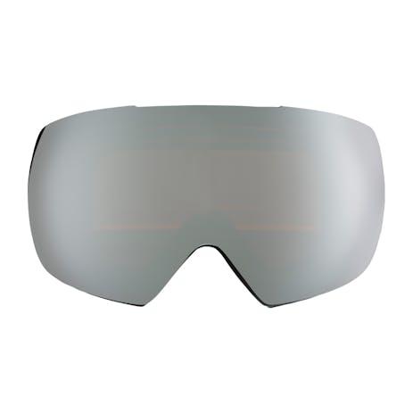 Anon. MIG MFI Snowboard Goggle - Black / SONAR Silver