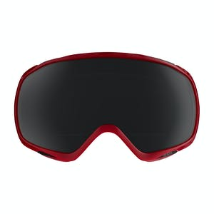 anon. Tempest MFI Women's Snowboard Goggle 2018 - Black Cherries / Dark Smoke
