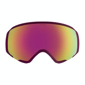 anon. WM1 MFI Women's Snowboard Goggle 2018 - Digi Tiki / Pink Cobalt + Bonus Lens