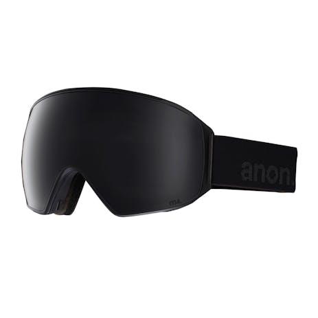 Anon M4 MFI Toric Snowboard Goggle 2019 - Smoke / Sonar Smoke + Spare Lens